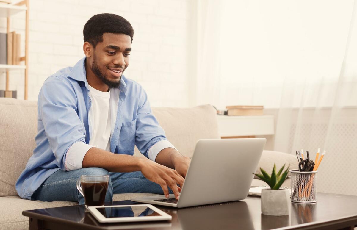 Home office de vendas: como se manter produtivo